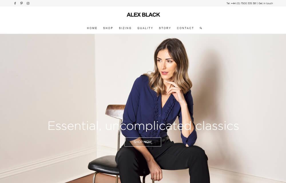 Alex Black Collection