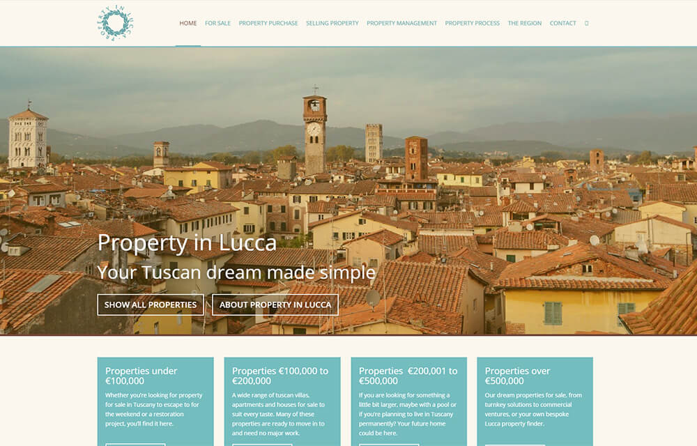 Property in Lucca, Italy