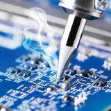 soldering led diode